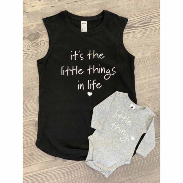 Matching Adult and Kids T-Shirts