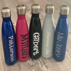 Screw Top Bottles