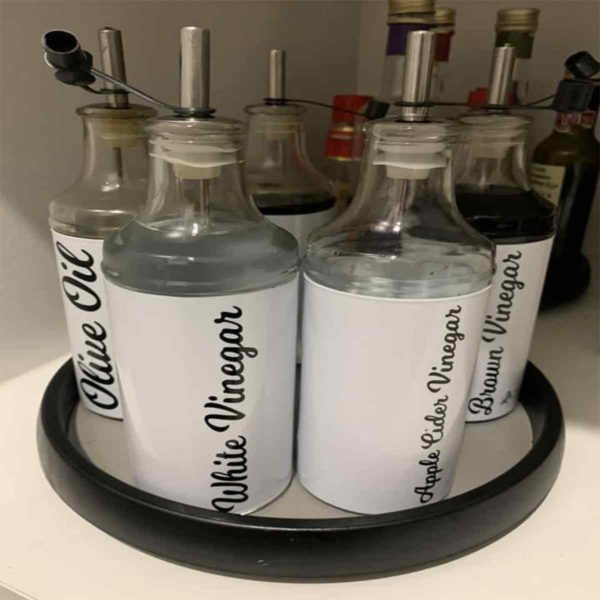 Storage Labels